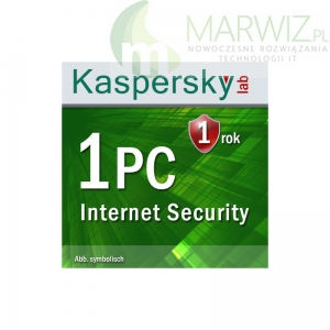 KASPERSKY INTERNET SECURITY MULTI-DEVICE 1U 1ROK  ESD
