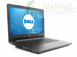 "Dell Latitude 3470 - Intel Core I5 6200U 14"" HD / 4 GB / 500 GB / HDD/ Windows 10 Professional - Wyprzedaż!"