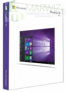 Microsoft Windows 10 Professional 32/64-bit pudełko BOX ESD