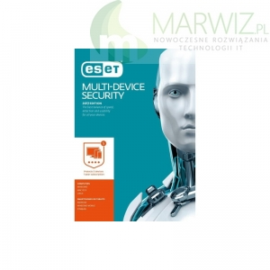 ESET Internet Security 5 PC 1 ROK ESD