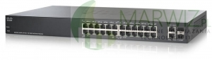 Switch Cisco SF200-24P