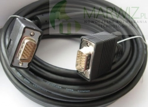 Kabel VGA High Quality 5m