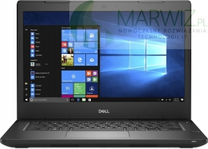 "Dell Latitude 3480 - Intel Core I5 6200U 14"" HD / 4 GB / 500 GB / HDD / Windows 10 Professional"